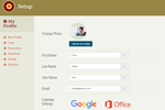 Filevine screenshot: Lets users create profiles for lawyers and associates