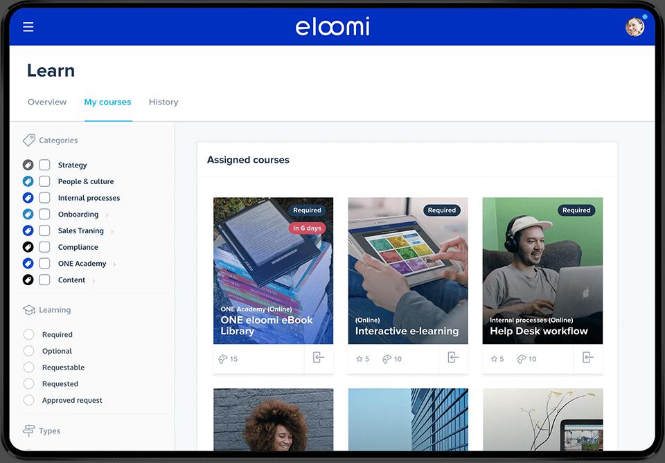 eloomi Software - 2