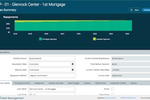 MRI Software screenshot: View mortgage repayment details