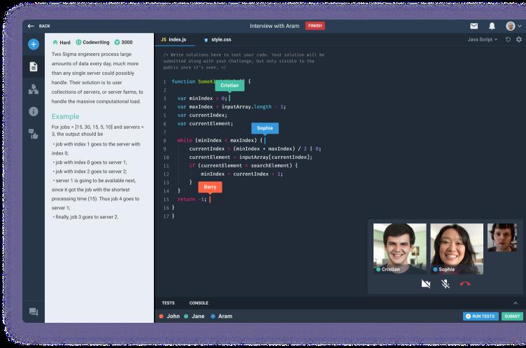 CodeSignal Software - 4