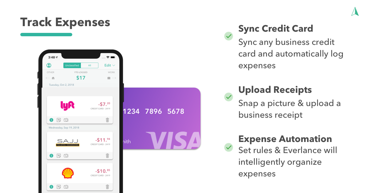 Track Expenses Automatically