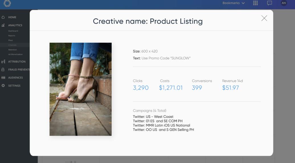 Singular Software - Singular creating campaign tracking