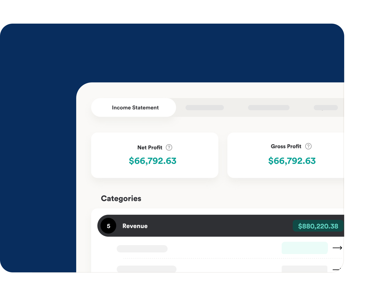 Bench Software - Simple to use anytime and anywhere. Forget about spending hours learning new software. The Bench platform makes it super simple to view your financials, update information, or check in with your team.
