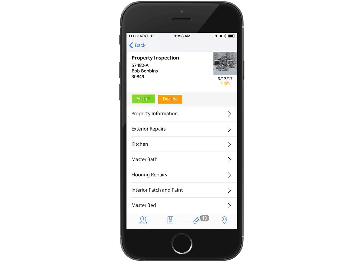 FotoNotes Software - Mobile Work Order
