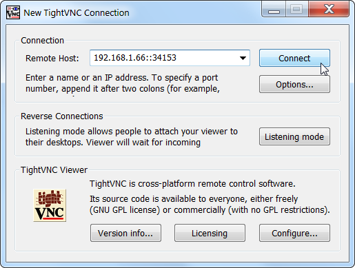 TightVNC Software - 1