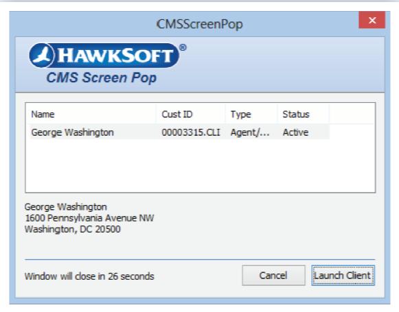 Phone integrations and screenpops