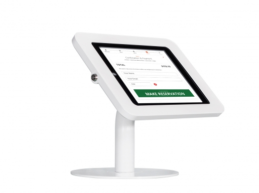 The Flybook has its own dedicated kiosk interface for use on public-facing kiosk stations, iPads or Android tablets that gives faster, more convenient self-service access to ticket buying and waiver signing