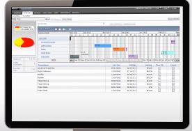Retain Resource Planning Software - Schedule