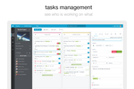 Wimi Screenshot: Online Task Management