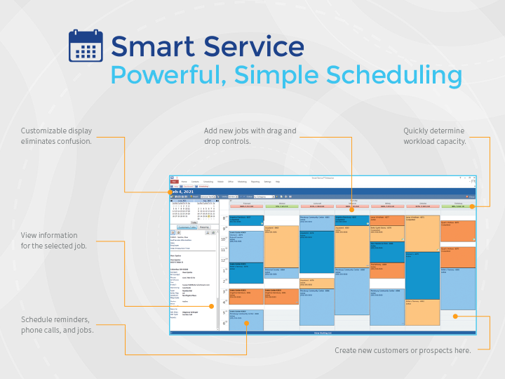 Smart Service Software - 3