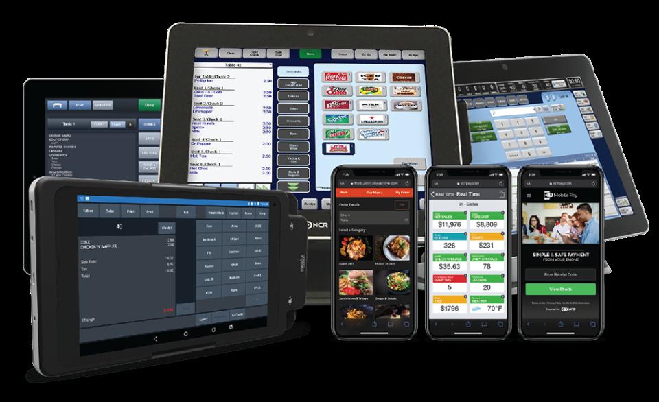 NCR Aloha Software - 1