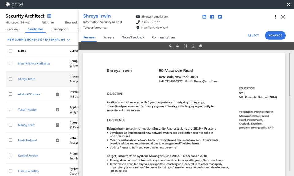 iCIMS Talent Cloud Software - 2