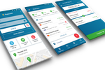 Capture d'écran pour Kapowai Online Banking : Kapowai mobile apps utilize Touch ID, Face ID, or Fingerprint recognition for secure sign-in and operation confirmations