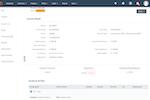 SubscriptionFlow screenshot: SubscriptionFlow invoice management