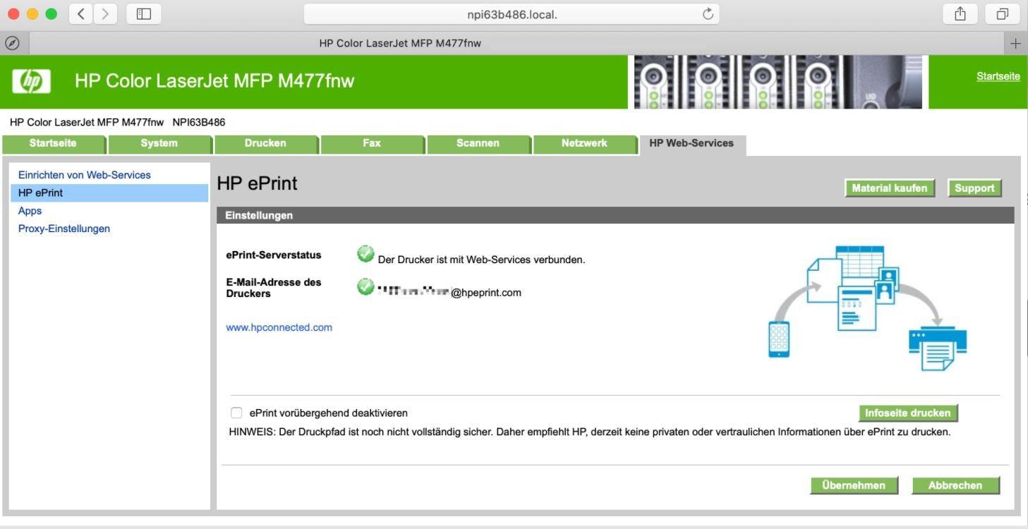 Retarus Software - Retarus Cloud Fax printing