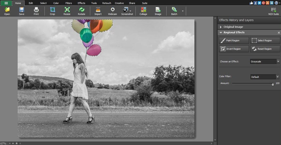 PhotoPad Software - 2