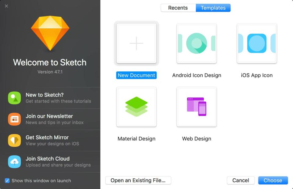 Sketch Software - 1