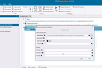 WDG Automation Screenshot: WDG Automation launch and attach window