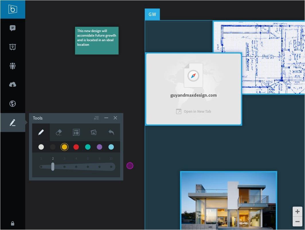 Bluescape Software - 1