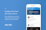 Captura de pantalla de Attendify: