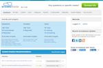Answerbase Screenshot: Admin Dashboard