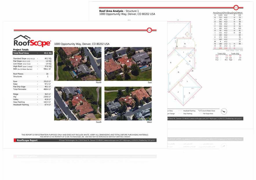 RoofScope Software - 1