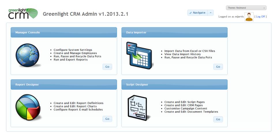 Greenlight CRM Logiciel - 3