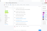 Lawcus screenshot: Productivity Focus Legal work is naturally collaborative. Lawcus puts collaboration, conversation, and automation together to help you deliver more with transparency and less effort.