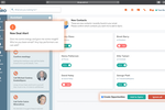 Spiro screenshot: Spiro automatically creates contacts, companies, and opportunities from conversations over email.