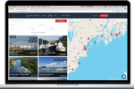 Dockwa screenshot: Reviews from Marinas.com are integrated with online booking functionality