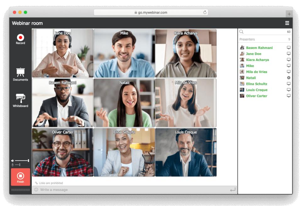 MyOwnConference Software - 4
