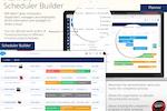 ERP MARK 7 screenshot: Planner, scheduler & builder