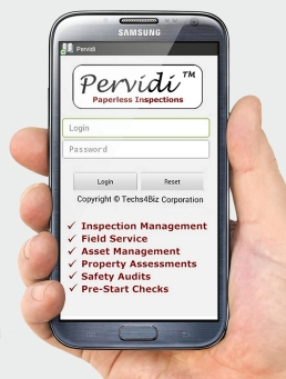 Access Pervidi while on the go using the native mobile apps for Android and iOS
