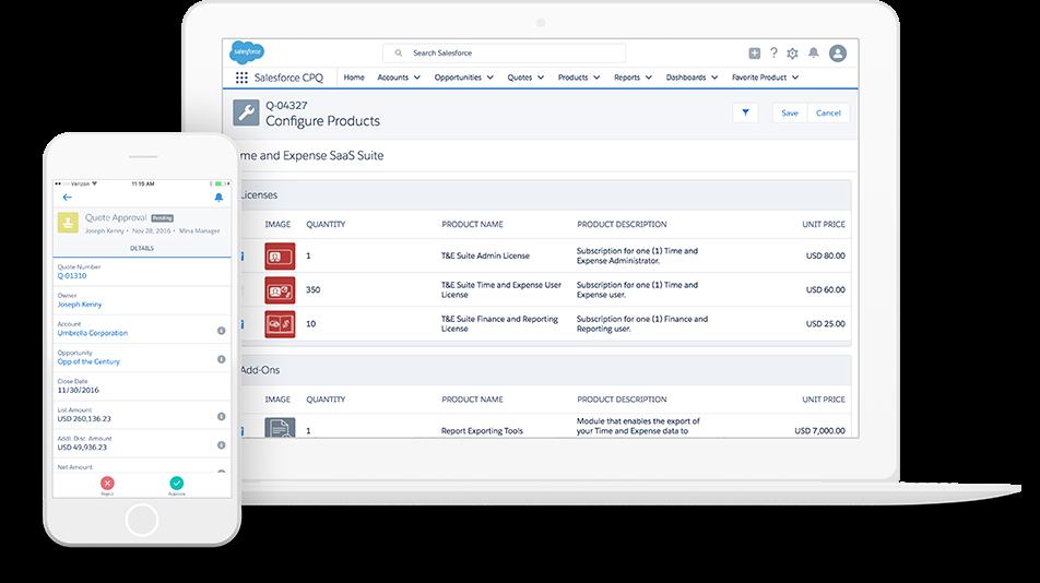 Salesforce CPQ & Billing Software - 1