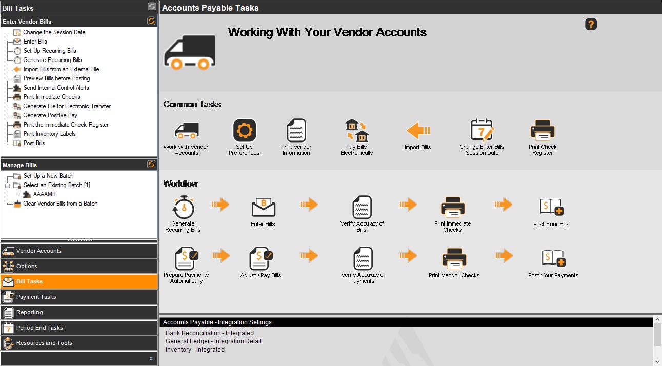 Denali Business Software - Accounts Payable Workflow