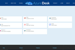 AzureDesk Screenshot: Third party integrations with AzureDesk so agent can make the use of the best available resources