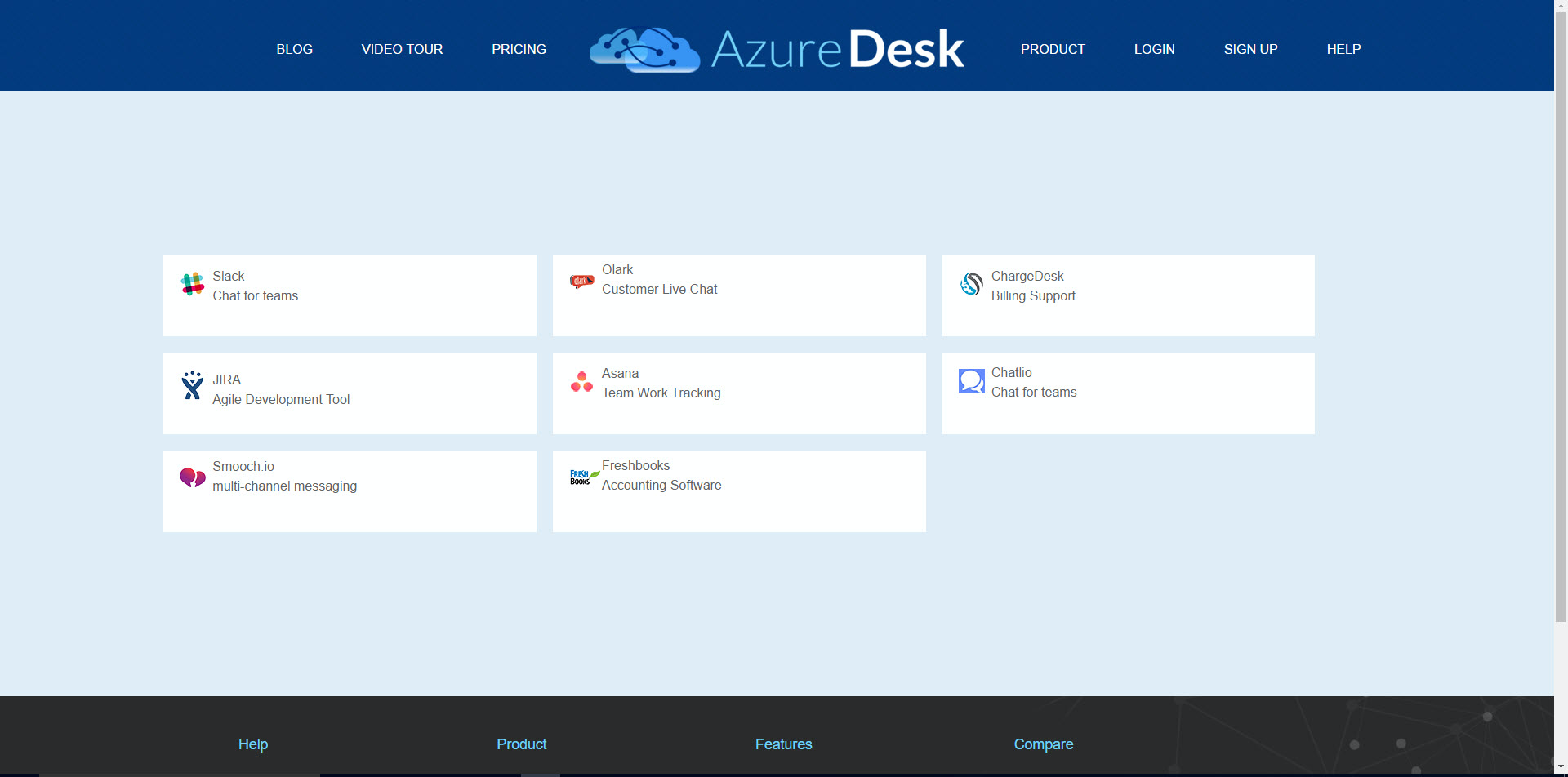 Third party integrations with AzureDesk so agent can make the use of the best available resources