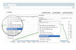 Load Impact screenshot: Server monitoring