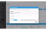 DataDome bot mitigation screenshot: DataDome Anti-bot Protection add custom rule