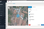 Chimpa screenshot: Chimpa geo-location tracking