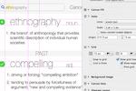 OmniGraffle screenshot: Advanced document control in OmniGraffle