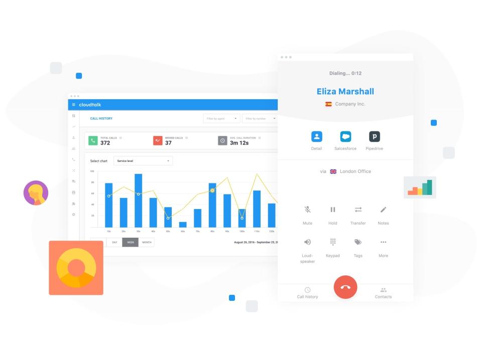CloudTalk Software - CloudTalk call history