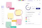 Captura de pantalla de Lucidspark: Lucidspark brainstorming tools