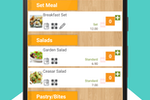 FoodZaps screenshot: