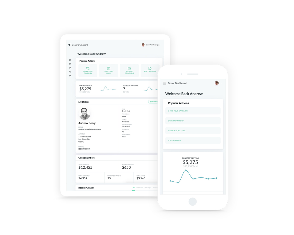 Donately Software - 3