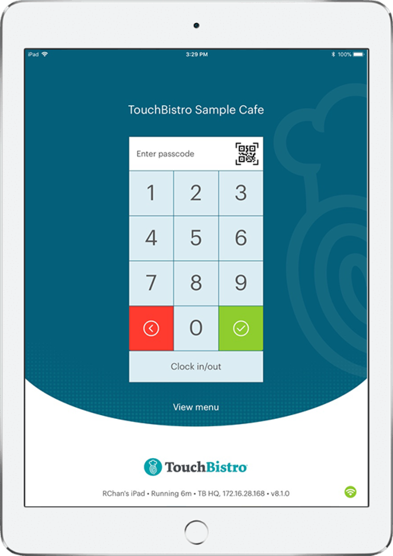 TouchBistro Logiciel - 3