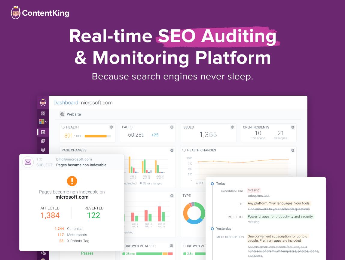 ContentKing Software - 1