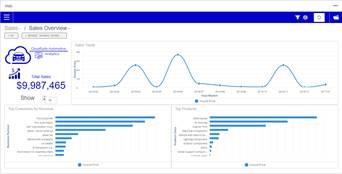 Infor LN Software - 5