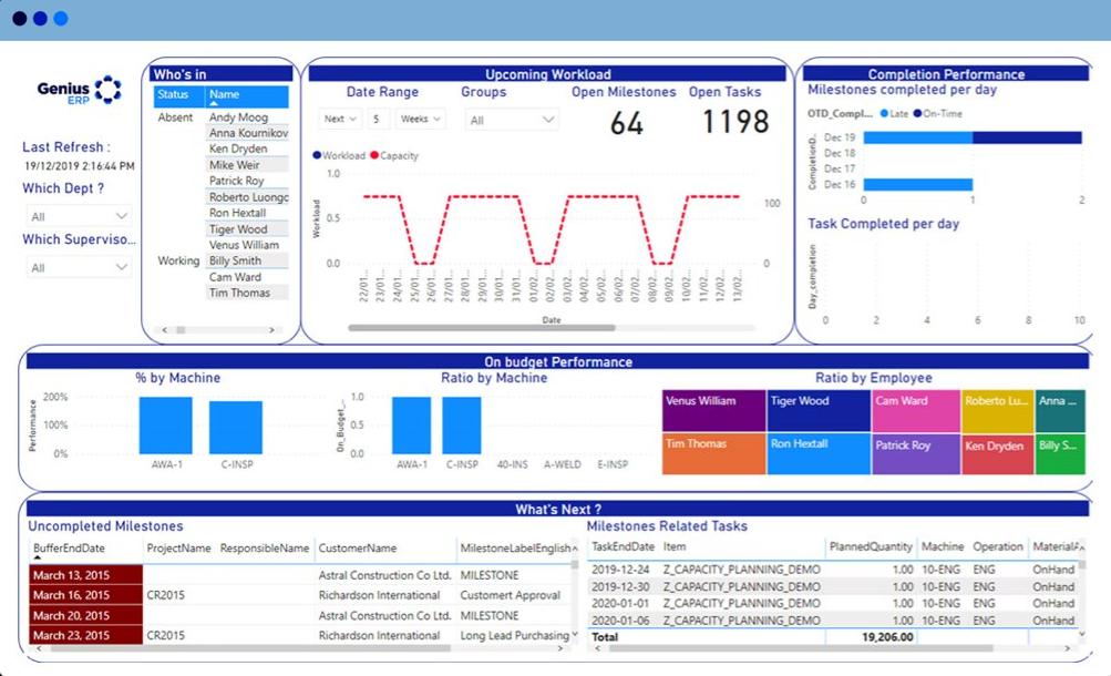 Genius ERP Software - 2