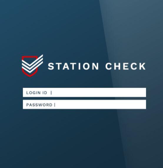 Station Check login